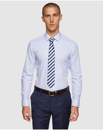 Oxford - Beckton Dobby Striped Shirt