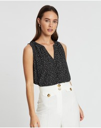 Banana Republic - Viscose Top