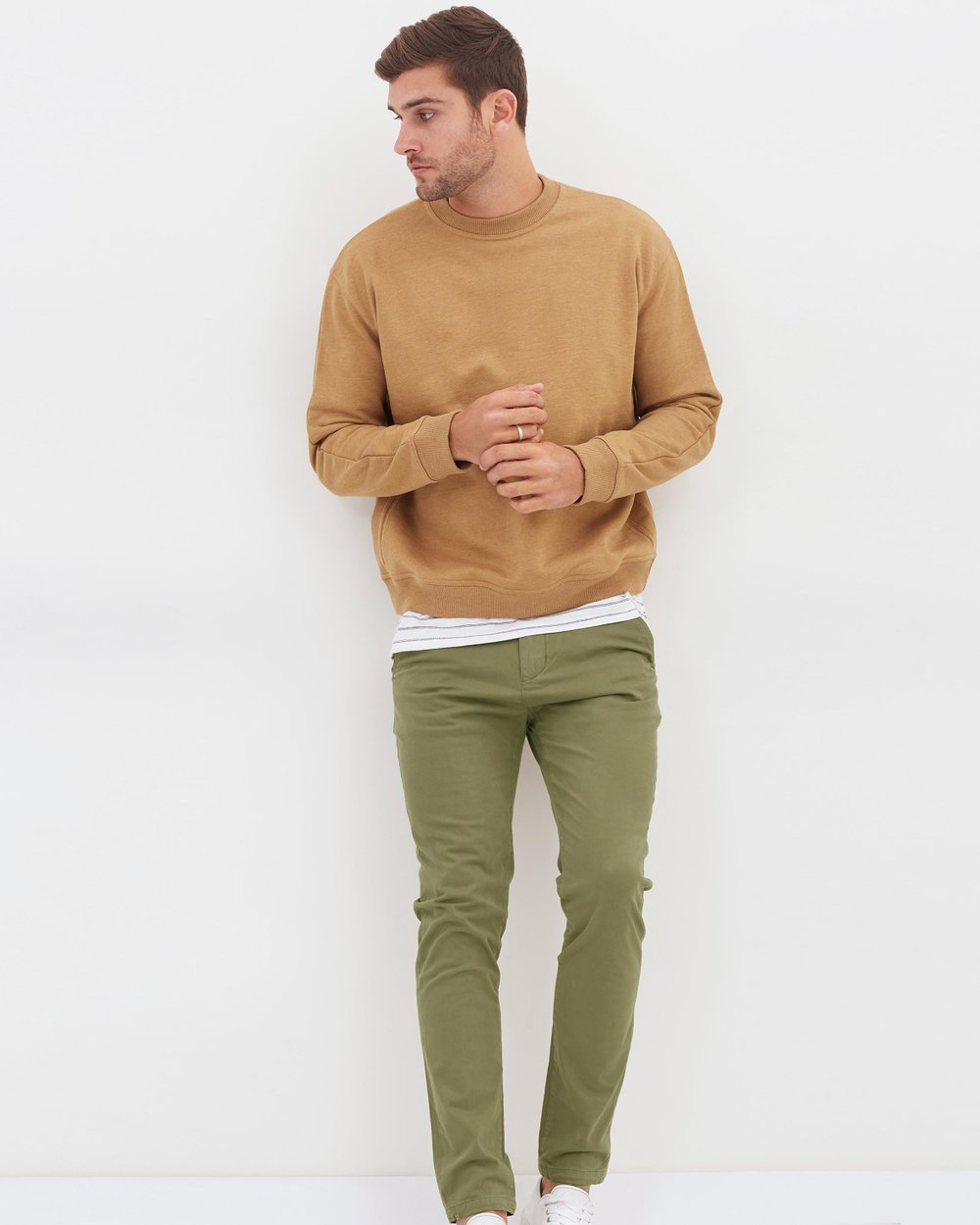 The Cooper Chinos By Academy Brand Online The Iconic Australia