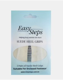 Easy Steps - Suede Heel Grip
