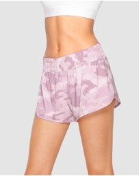 Lorna Jane - Comfort Run Shorts