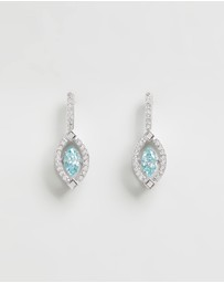 Swarovski - Sparkling Dance Pierced Earrings