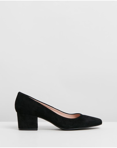 Atmos&Here - Palvin Leather Pumps