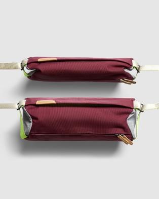 Bellroy Sling - Bum Bags (Red-Purple)