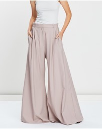 Michael Lo Sordo - Wide Leg Bell Pants