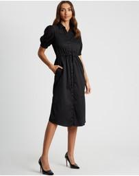 Willa - May Broderie Midi Dress