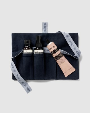 Aesop Adventurer Roll Up Kit Beauty