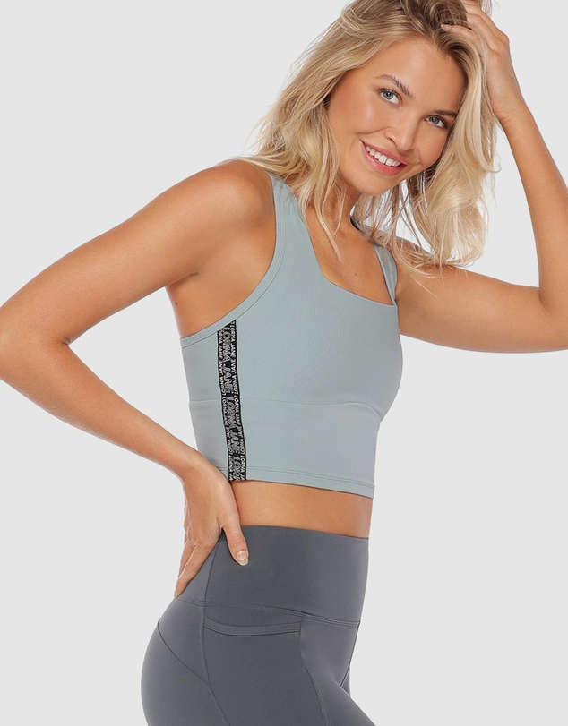 Lorna Jane - Will Power Cropped Tank