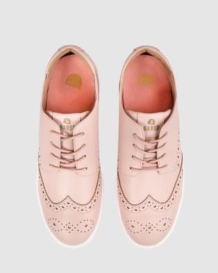 Bared Footwear Dovekie Sneakers   Women's - Sneakers (Dusty Pink)
