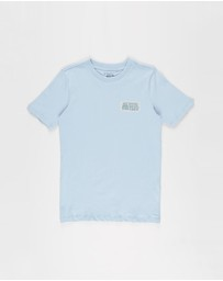Free by Cotton On - Free Skater Short Sleeve Tee - Teens