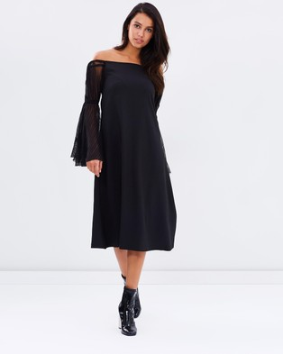 Mossman – Cast A Spell Dress – Dresses (Black)