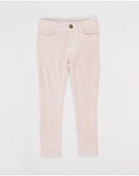 Rock Your Kid - Corduroy Stretch Jeans - Kids