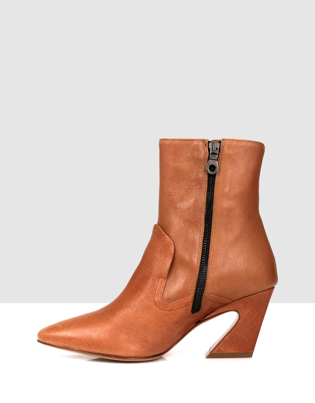 Beau Coops - Ross Ankle Boots