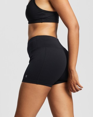 Sweaty Betty All Day Contour Shorts - Shorts (Black)