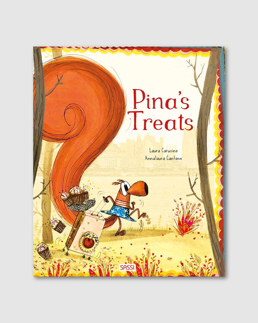 Sassi Pina's Treats Story and Recipe Book Accessories N/A