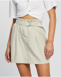 ONLY - Nelda High-Waist Short Skirt