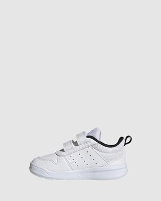 adidas Performance - Tensaur Infant Sneakers (White/Black)