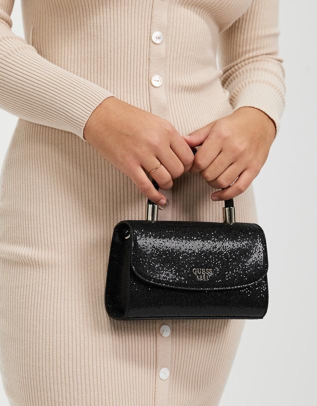 Women Layla Mini Top Handle Flap Bag