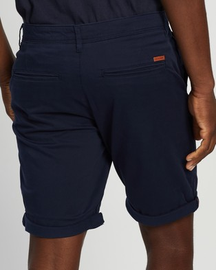 Jack & Jones Bowie Shorts - Chino Shorts (Navy Blazer)