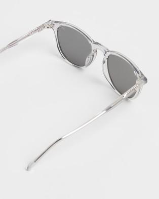 RIXX Eyewear Clayton - Square (Crystal Polarised)