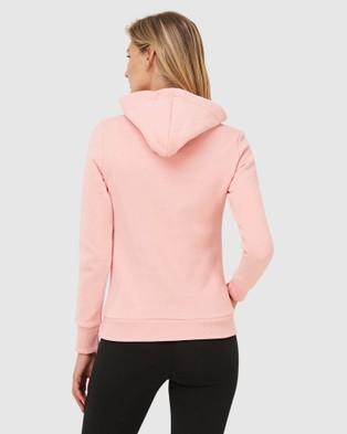 Superdry Vintage Logo Rising Sun Hood - Sweats (Ballet Pink)