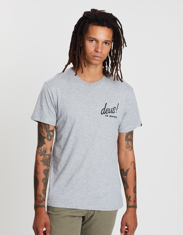 Deus Ex Machina - Wheelie Tee