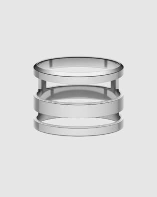 Daniel Wellington Elan Triad Ring - Jewellery (Silver)
