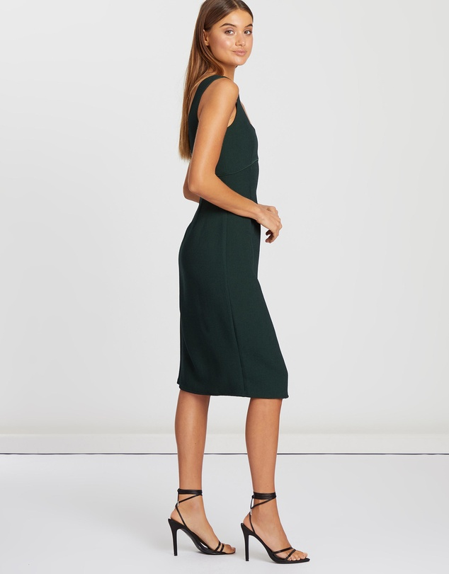 BWLDR - Francis Split Front Dress