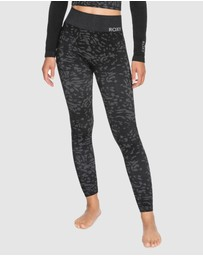 Roxy - Womens Make My Ways Technical Leggings