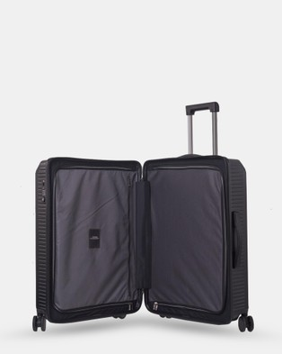 Echolac Japan Dublin Large Case - Travel and Luggage (BLK)