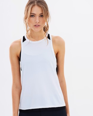 Alala – Pace Tank – Muscle Tops (White & Black)