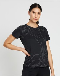 ASICS - Night Track Short Sleeve Top