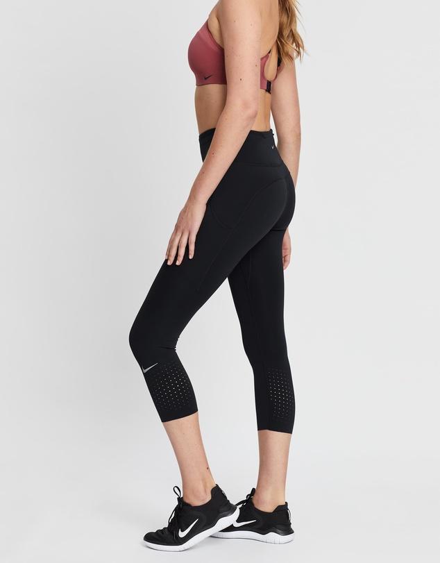 Women Epic Lux Running Crop Tights
