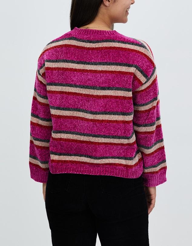 Women Bubble Tea Sweater