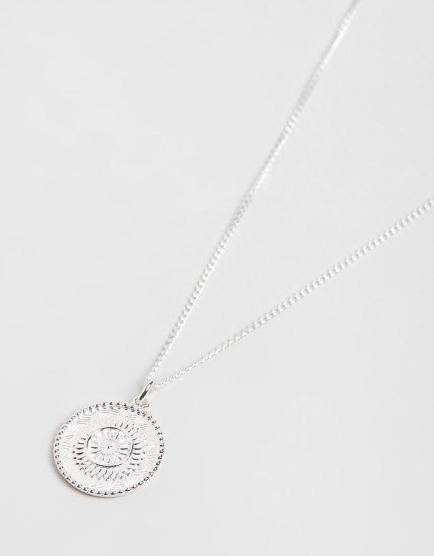 Women Traveller Coin Necklace