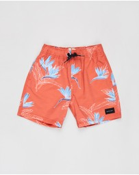 Rip Curl - Utopia Volley Groms Shorts - Kids