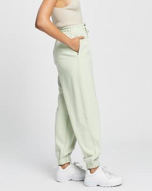 AERE Organic Cotton Sweat Pants - Sweatpants (Avocado)
