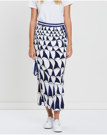 Sass & Bide - The Azure Skirt
