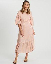 The Fated - Wander Midi Dress