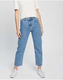 Abrand - A Venice Straight Jeans
