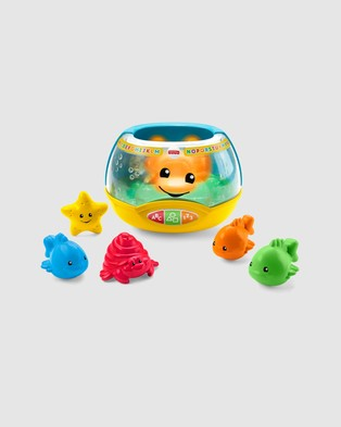 Fisher Price Laugh & Learn Magical Lights Fishbowl - All toys (N/A)