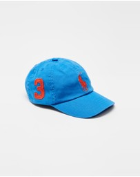 Polo Ralph Lauren - Big Pony Polo Cap - Kids