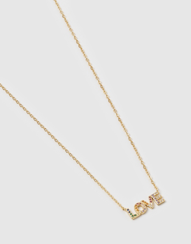 Women Love Necklace