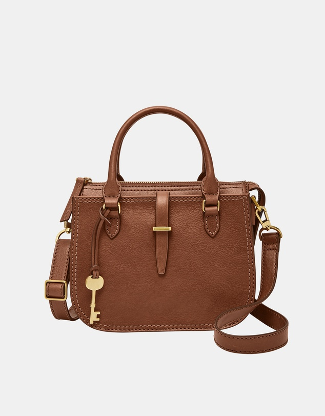 Fossil - Ryder Brown Satchel