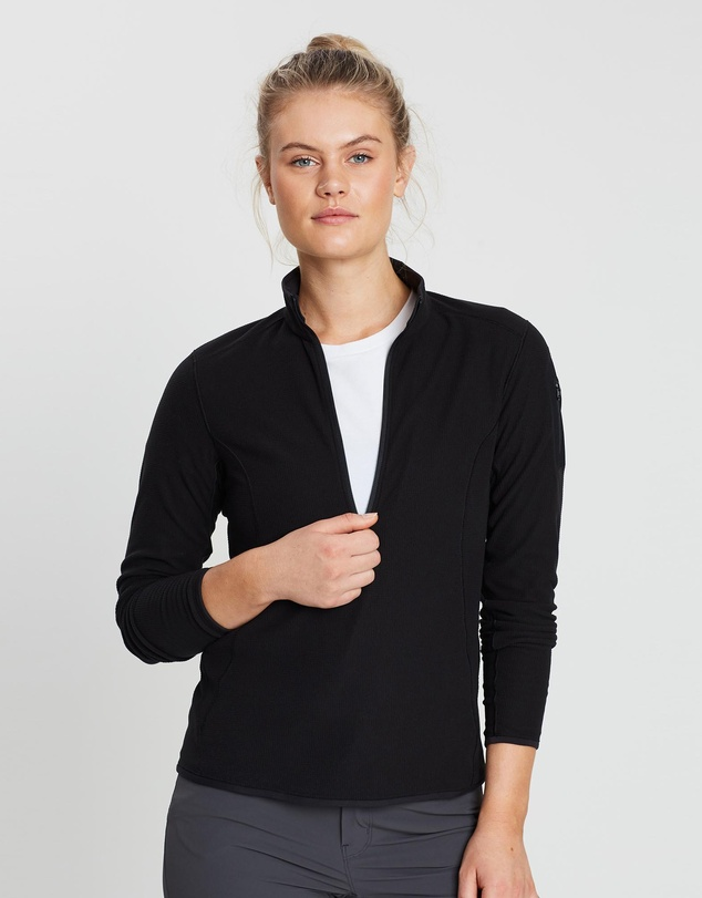 Arc'teryx - Delta LT Zip-Neck Sweater
