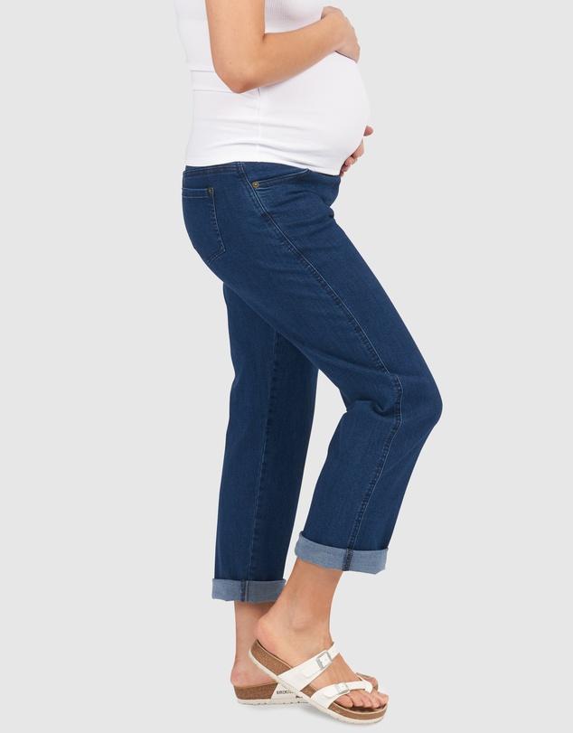 Women Belle Relaxed Maternity Jeans