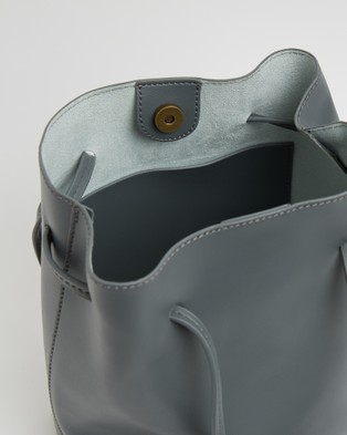Tussah Clara Bag - Handbags (Charcoal)