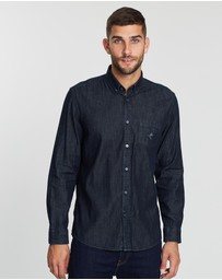 Marcs - Patrick Regular Denim Shirt