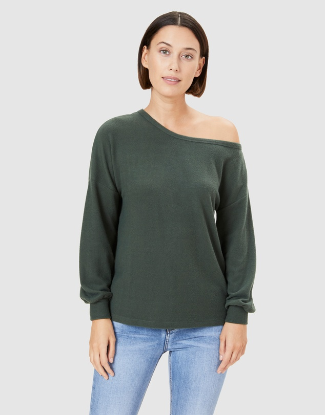 French Connection - Off Shoulder Cosy