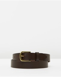 Buckle - Drover Leather Belt